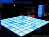 Illuminated Dancefloors Blue and White