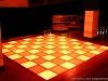 Illuminated Dancefloors Orange and White