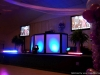 DJ Setup with LED Facade and 55 Inch LCD