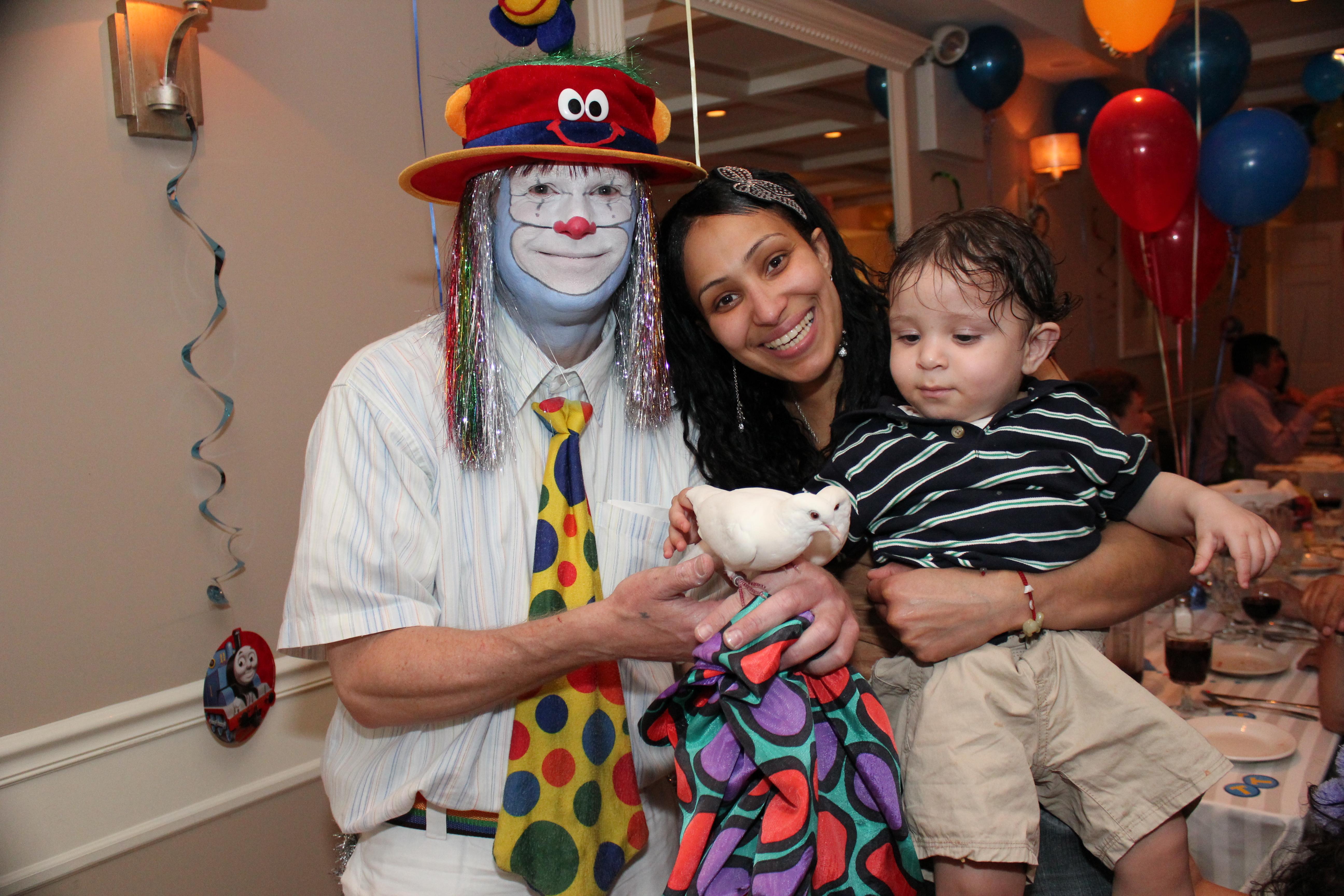 Canosmagic & Stukwan Entertainment Birthday party event